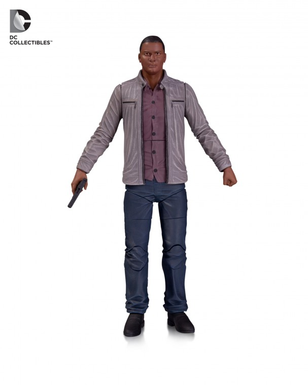 Arrow (TV) - Diggle action figure
