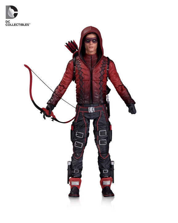 Arrow (TV) - Arsenal/Roy Harper costume action figure