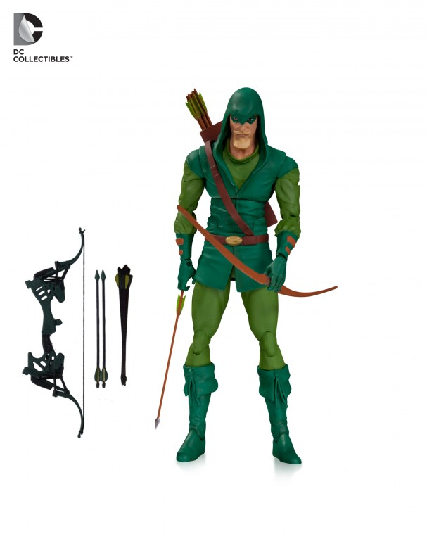 DC Icons Action Figure - Green Arrow