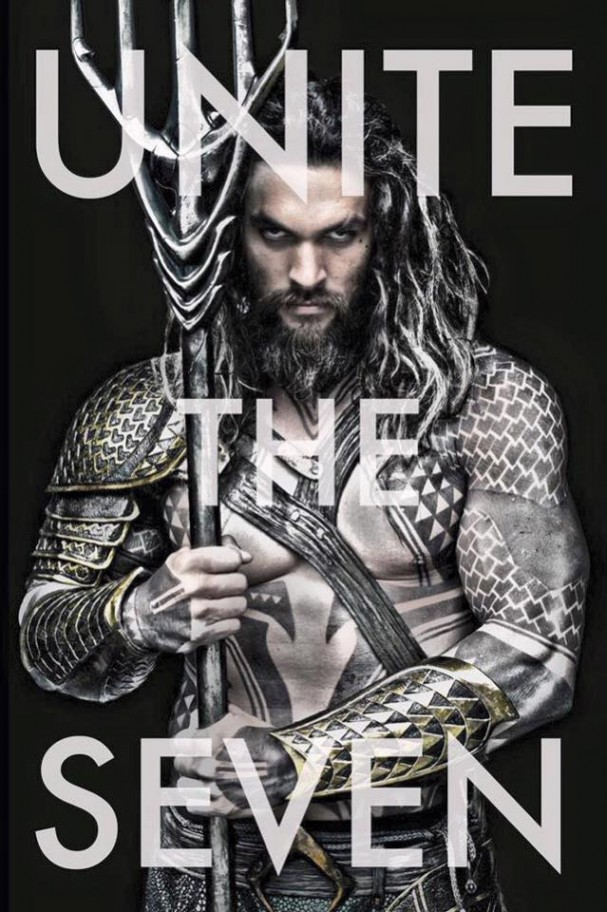 Aquaman is Jason Momoa