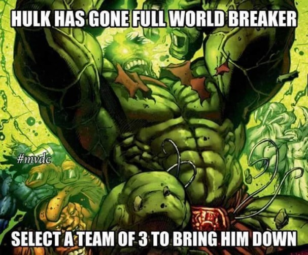 Hulk World Breaker