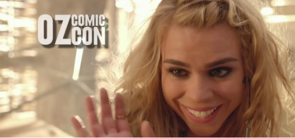 Oz Comic-Con 2015: Billie Piper