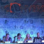 ECCC 2015: DC Weeklies Converge Panel - Dan Jurgens, James Tynion IV, Marguerite Bennett, Jeff King, Stuart Moore and Gail Simone (Emerald City Comic-Con, Seattle)