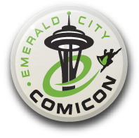 Emerald City Comic-Con logo