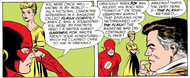 "Flash #123 (1961) - ""The Flash of Two Worlds"""