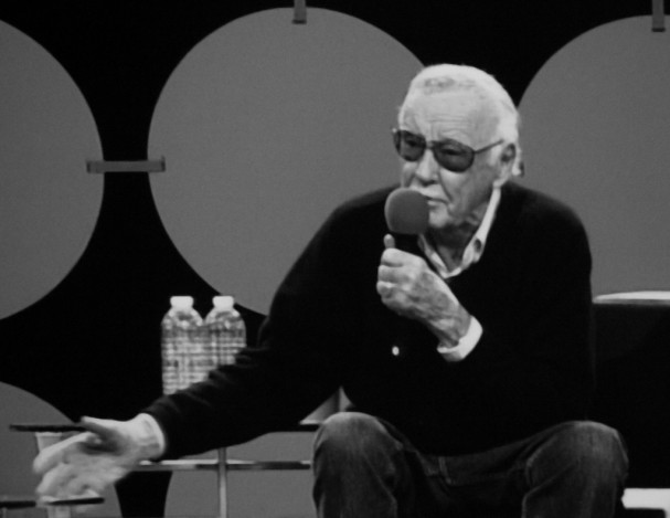 Emerald City Comic-Con (2015) - Stan Lee. Photo by Richard Gray for Behind The Panels