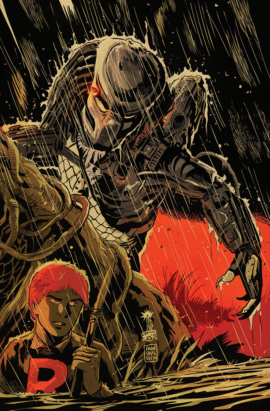 Cover Story Best Comic Book Covers Of April 2015 Behind
