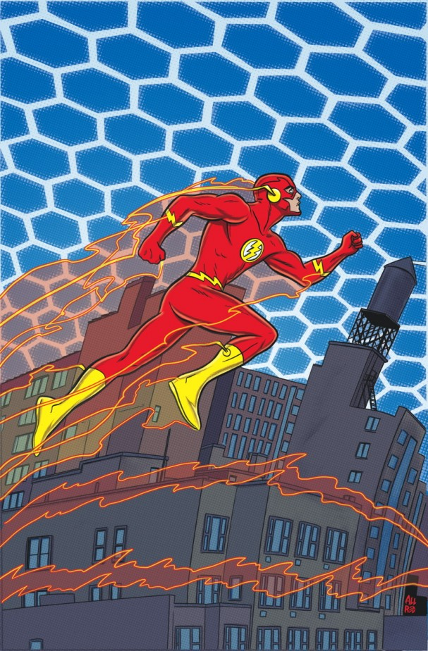 Convergence: Flash #1 (DC Comics) - Artist: Mike Allred