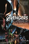 Avengers: Rage of Ultron (Marvel) cover