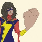 Eisner Awards 2015 Nominations - Ms. Marvel
