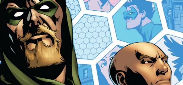 Green Arrow: Convergence #1