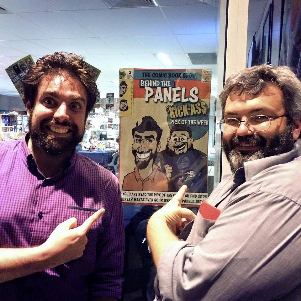 Free Comic Book Day San Diego: FCBD 2015: Behind The Panels Live Show At Good Games