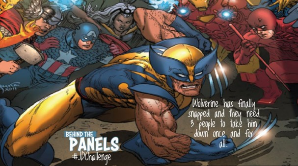 John Dee's Geek Related Challenge…Or Something: Wolverine Takedown