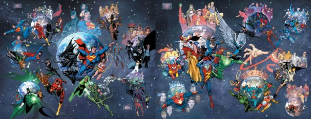 Convergence #8 - The Multiverse