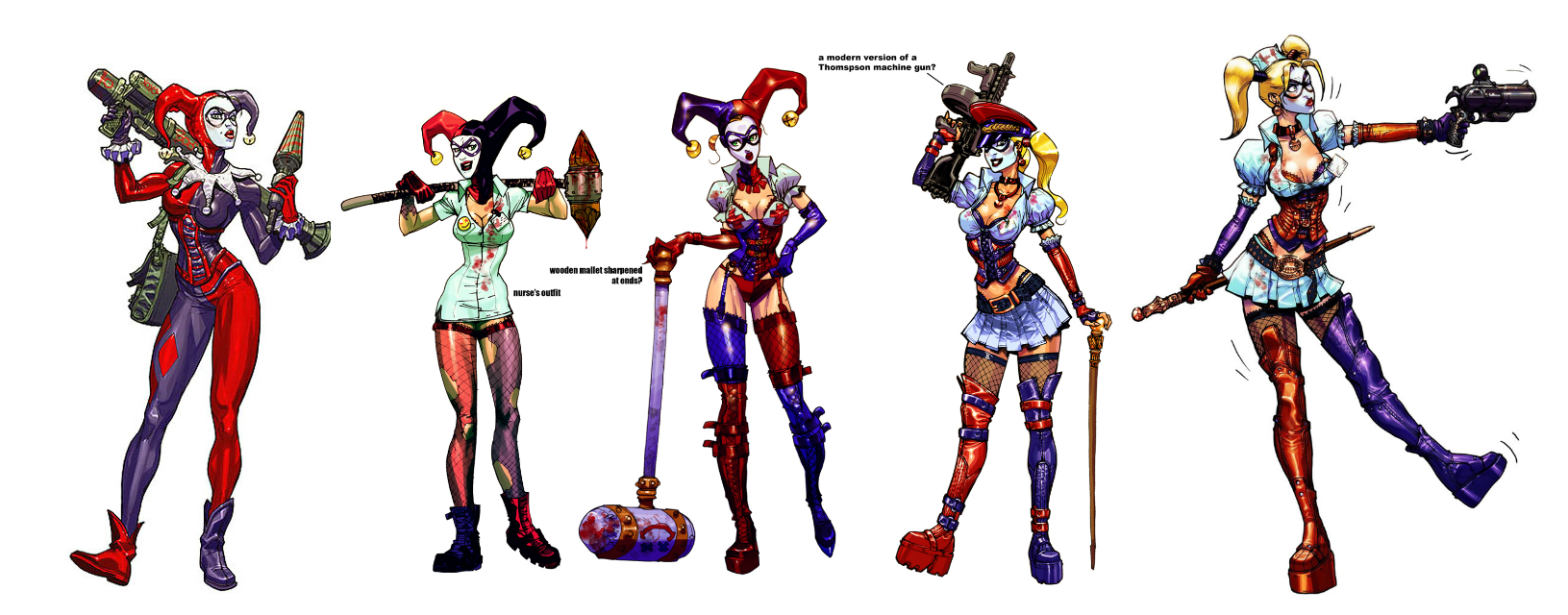 The (r)evolution of Harley Quinn: from jester to sex ...