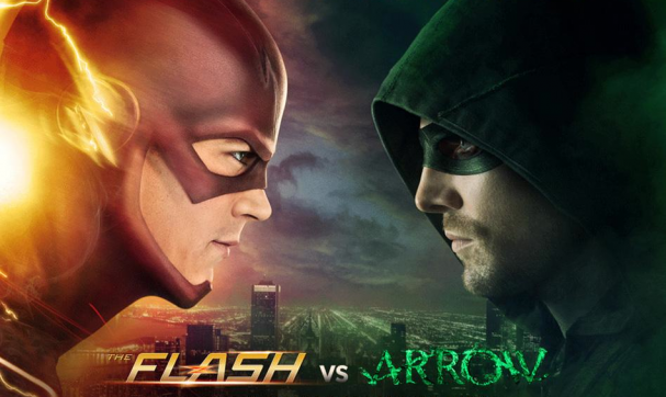 Arrow: Season 3/The Flash: Season 1