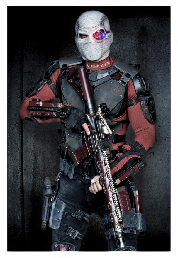 Will Smith as Deadshot (Full mask) in Suicide Squad (2016)