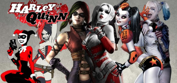The (r)evolution of Harley Quinn: from jester to sex symbol