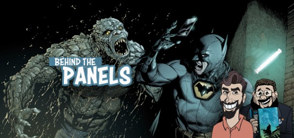 Behind The Panels Issue 145 – Batman: Earth One Volume 2