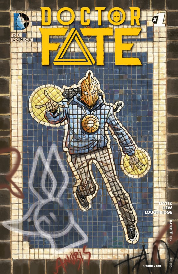 Doctor Fate #1 (DC Comics) - 2015