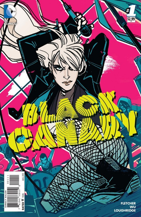 Black Canary #1 (2015 DC Comics)