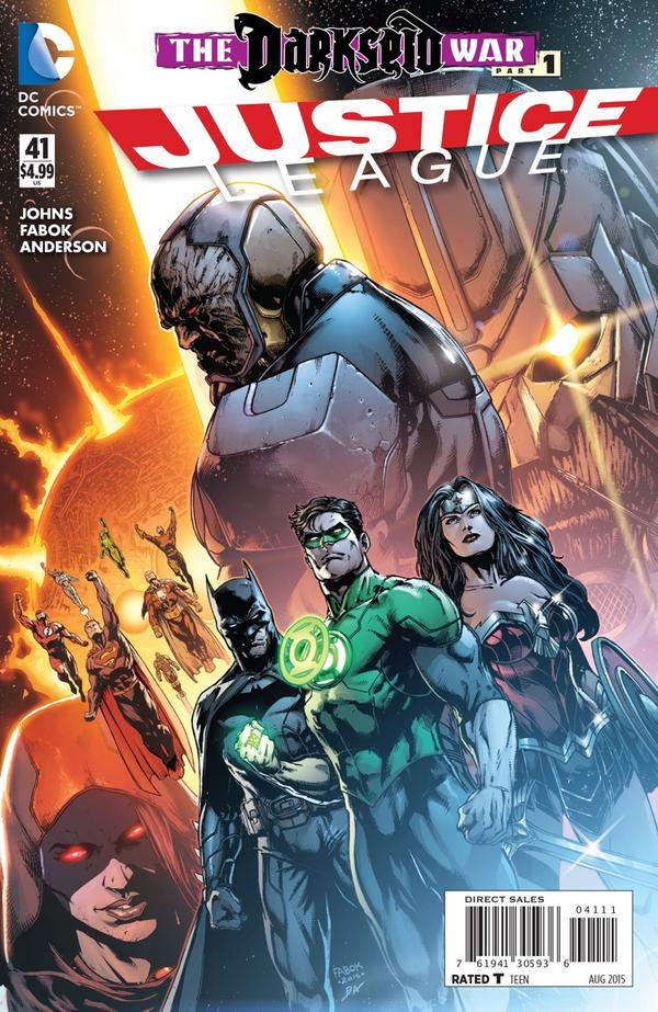 Justice League #41 (DC Comics)