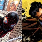All-New All-Different Marvel - Dr. Strange and Spider-Man (Miles Morales)