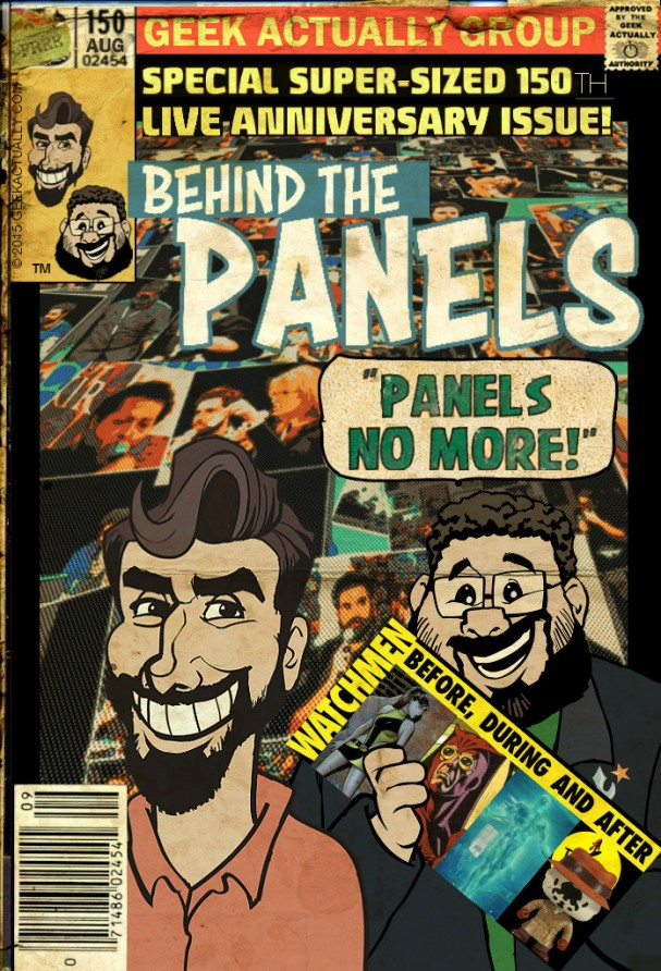 150th Episode of Behind The Panels