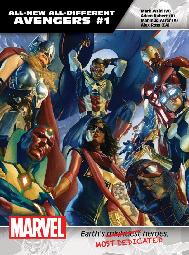 All-New All-Different Avengers #1 Promo