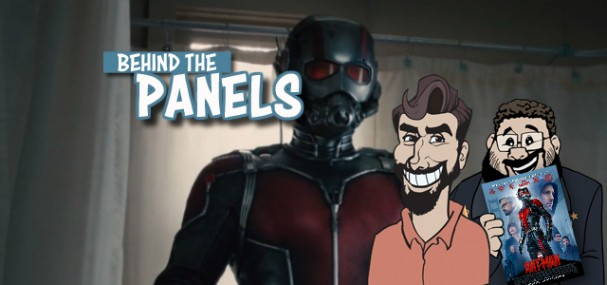 Behind The Panels 148 - Ant-Man