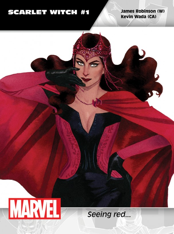 Scarlet Witch #1 Promo