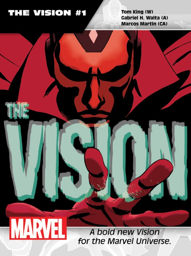 The Vision #1 promo