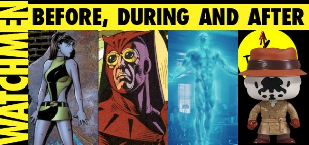 Behind The Panels 149 - Before, During, and After Watchmen