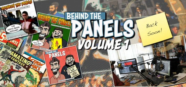 Behind The Panels - Volume 1
