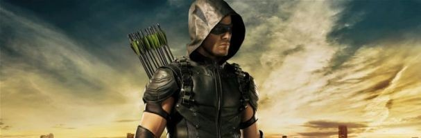 Arrow Season 4 - Green Arrow